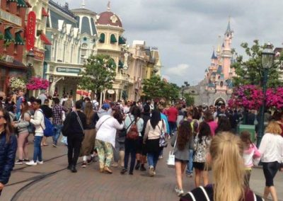 Disneyland Paris 2016  -  034