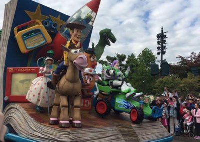 Disneyland Paris 2016  -  091